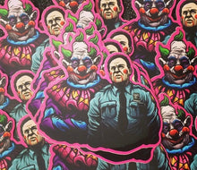 Load image into Gallery viewer, Jumbo Klown sticker 3""
