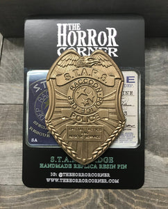 S.T.A.R.S. Badge Resin Pin