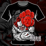 Pennywise 'Tormented' - IT shirt