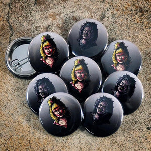 Night of the Demons Buttons