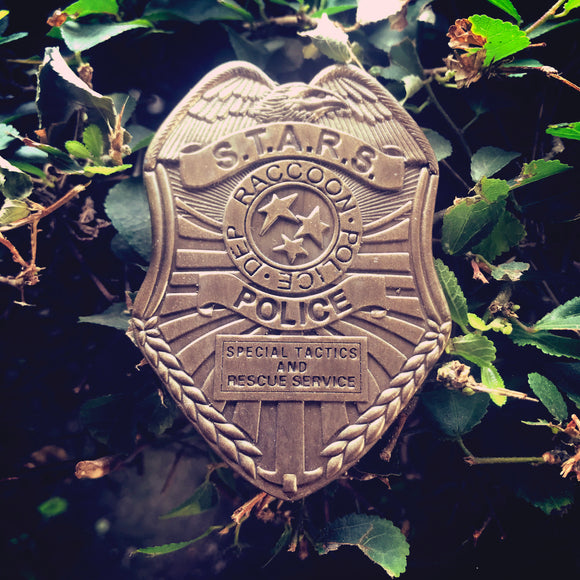S.T.A.R.S. Badge Magnet