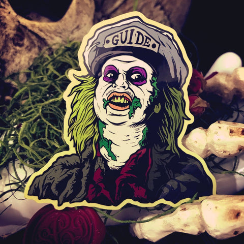 Beetlejuice Sticker Bundle & Individuals