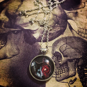 The Thing Mutation Pendant Necklace