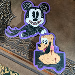 Nightmare Disney sticker