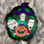 Trick or Treat / Oogie's Boys sticker