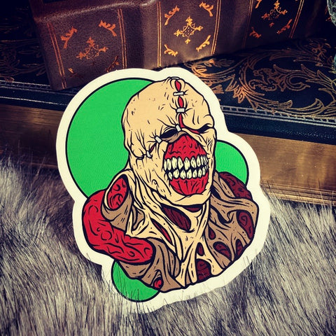 Nemesis sticker