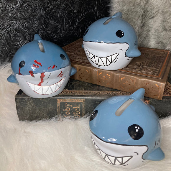 Baby Jaws piggy bank