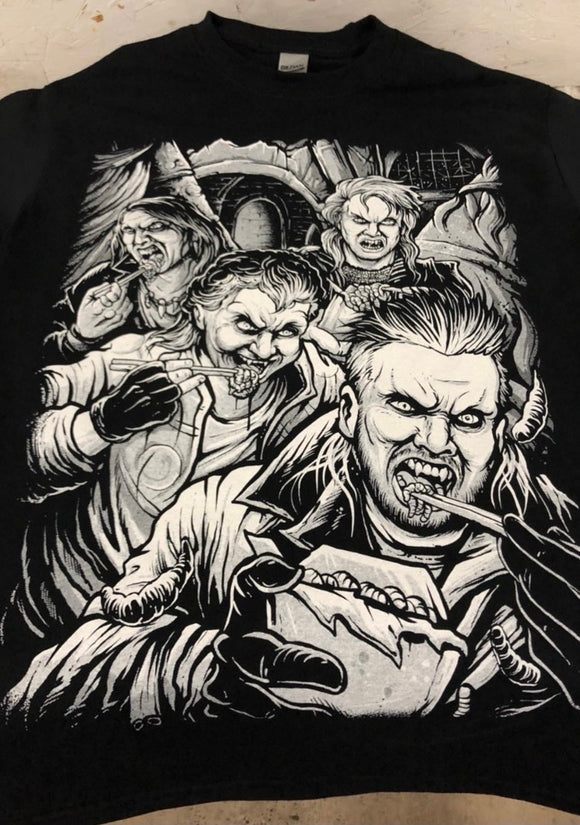 Death Breath - The Lost Boys t-shirt