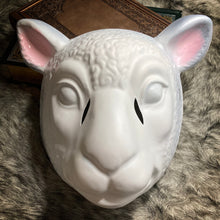 Load image into Gallery viewer, Lamb Mask You're Next - Halloween / Cosplay Mask