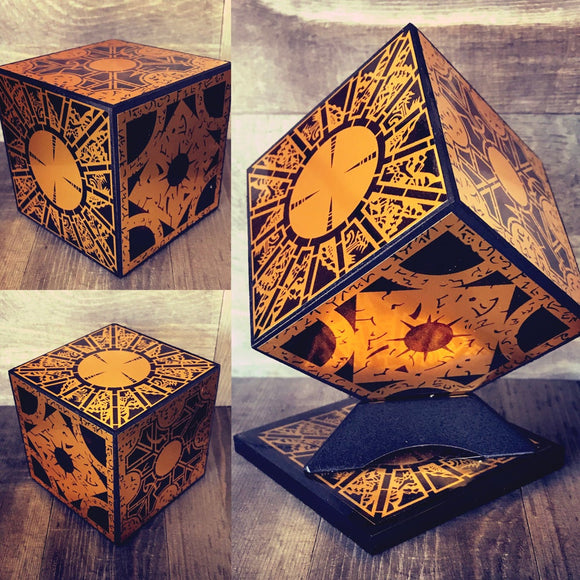 Lament Configuration Puzzle Box / Hellraiser