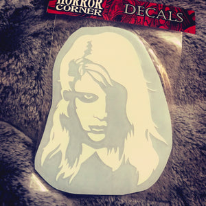 Night of the Living Dead car window vinyl decal