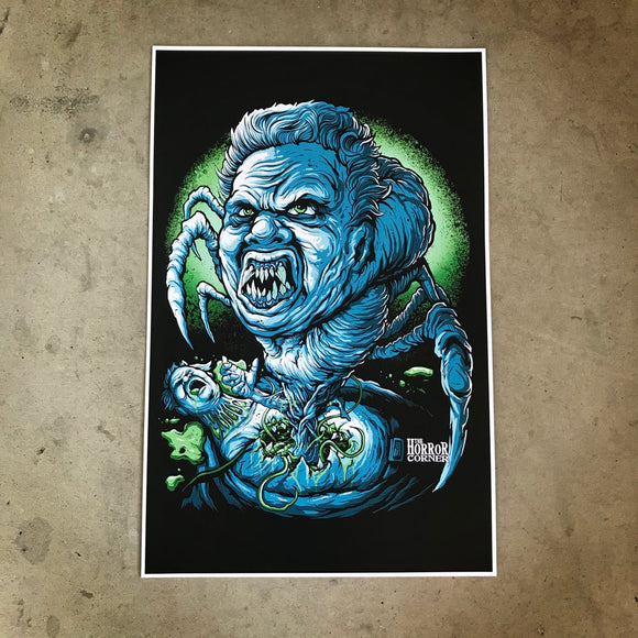 The Thing 11x17 poster