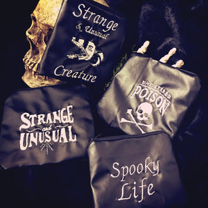 CURIOUSITY bags