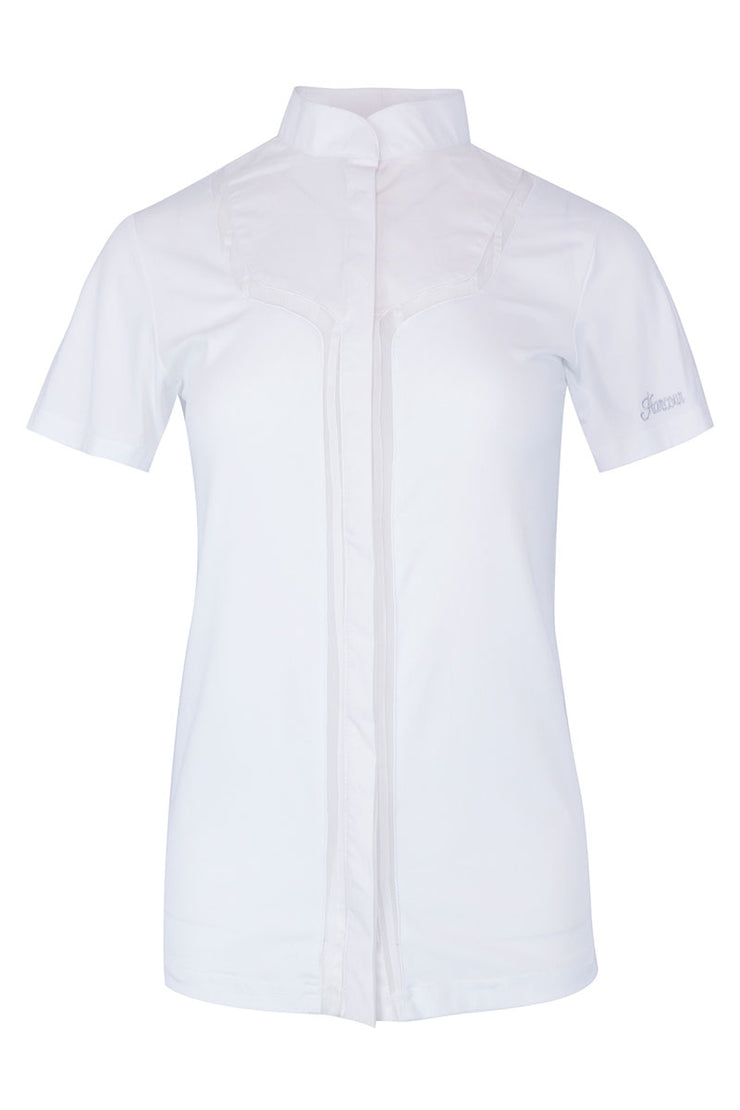 Edith Short Sleeve Competition Shirt
