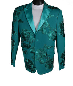 9112 PARTY T SPORT COAT     DESIGNER: BLU MARTINI