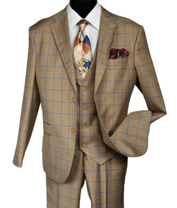 9228 BUD VESTED     DESIGNER: FALCONE SUIT