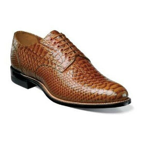 Madison Plain Toe Oxford Shoe Tan