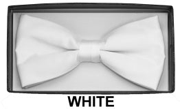 Basic Bow tie - White