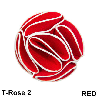 TRIM ROSE #2 - RED