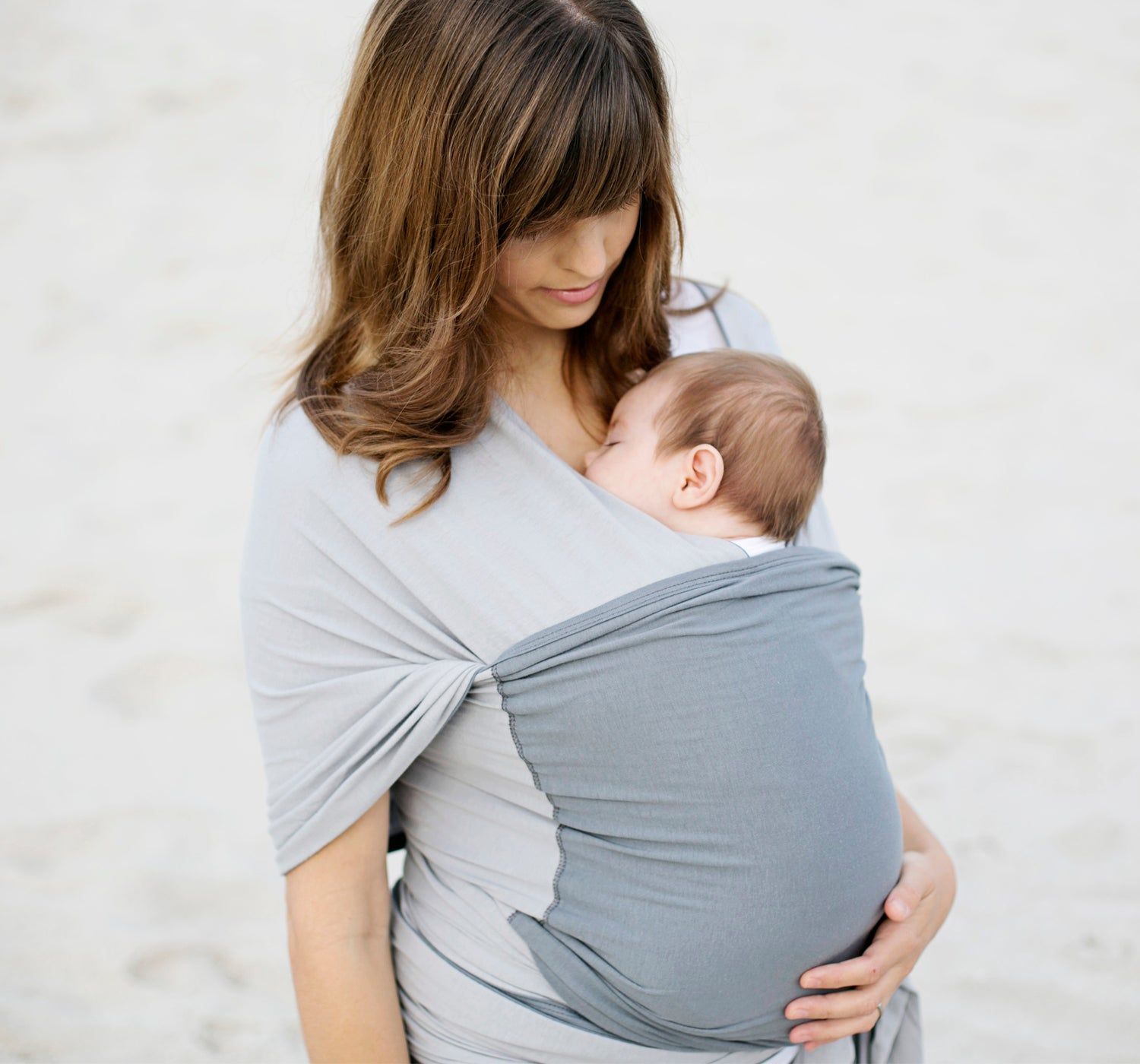 Baby Wrap Carrier (BabySense) (4765622435976)