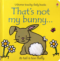 """That's Not My"" - Touchy-Feely Board Books (Various Titles)"