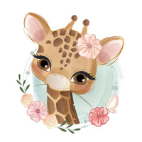 Baby Animal Portraits (Slimline Canvas Prints) (4774038274184)