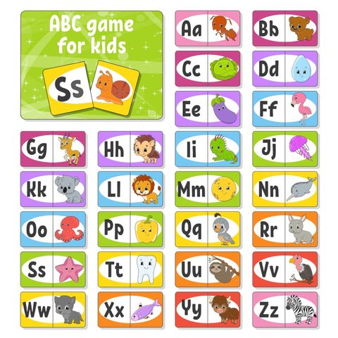 ABC Flash Cards (4803206283400)