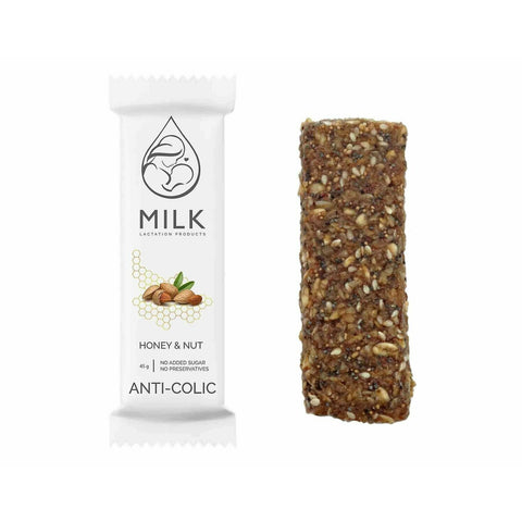 Milk Lactation Bars (Honey and Nut) (4566947627144)