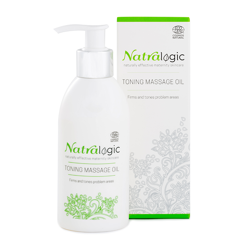 Toning Massage Oil (4558737047688)