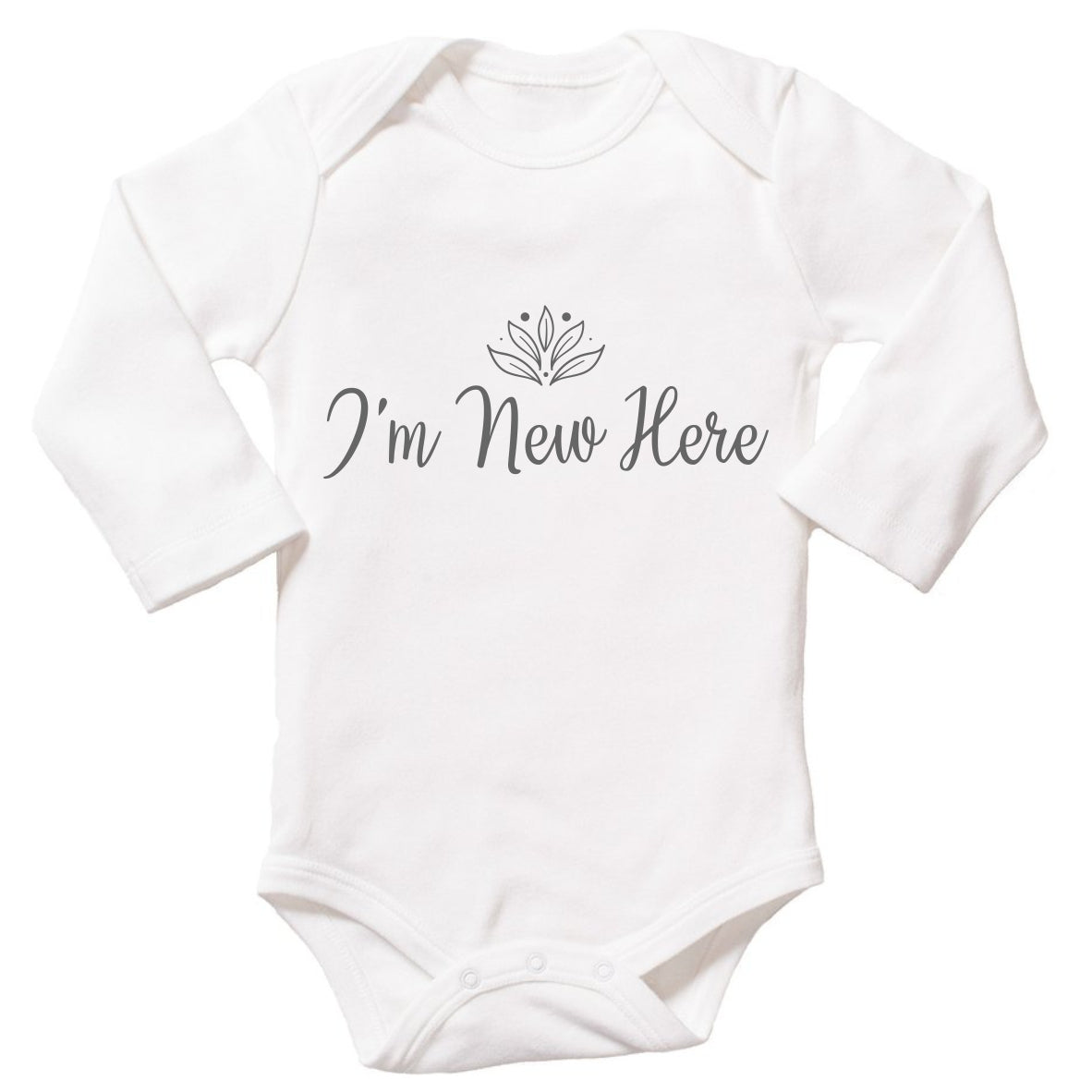 Gift Box Baby Grows (I'm New Here) (4842513203336)