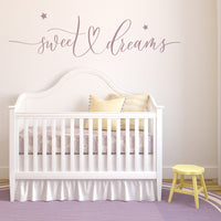 Sweet Dreams (Self-Adhesive Vinyl) (4774624886920)