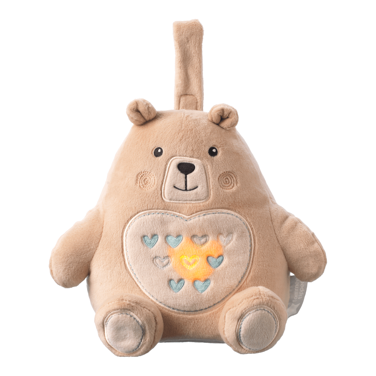 Bennie the Bear (Light & Sound Sleep Aid – Rechargeable)