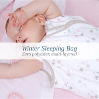 Winter Sleeping Bag (4562687590536)