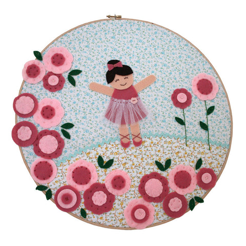 "Wall Artwork 11""<br>Ballerina"