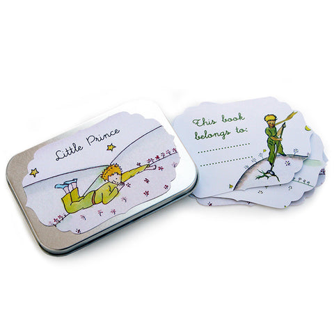 Bookplates<br>Little Prince - Set of 16