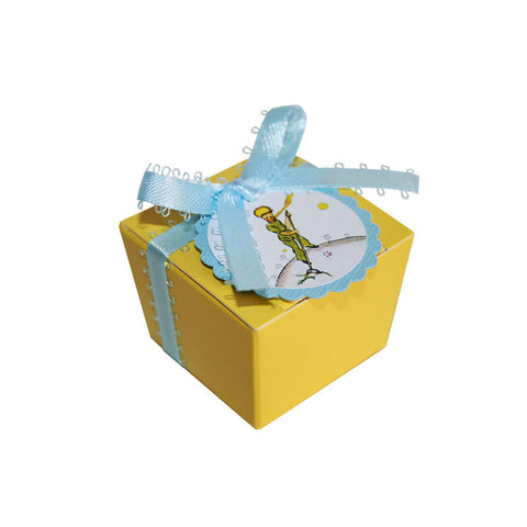 Little Prince Yellow Box<br>Set of 10