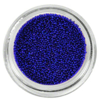 Nail Colour Pearls Royal Blue