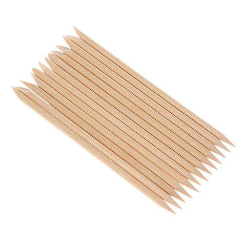 Wooden Sticks 10 pcs