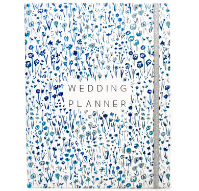 Wedding Planner with Gift Box | Something Blue - Simply Wedding Planners