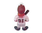 Cocky Baseball Ornament