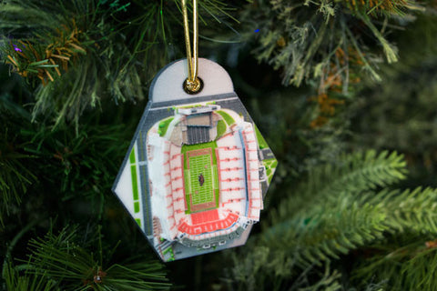 Arkansas Stadium Ornament 2016