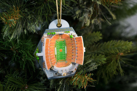 Clemson Stadium Ornament 2016