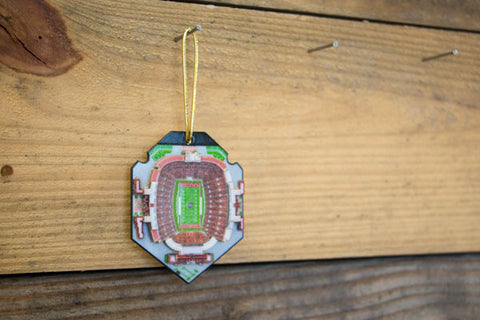 Florida State Stadium Ornament 2016