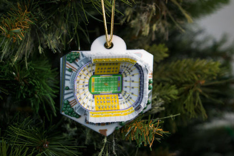 LSU Stadium Ornament 2016