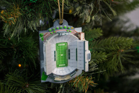 Michigan State Stadium Ornament 2016