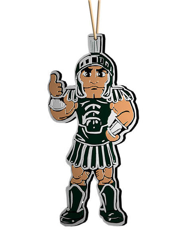 Michigan State Sparty Ornament