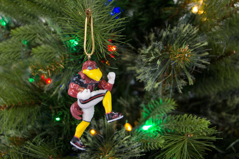 South Carolina Cocky Mascot Ornament