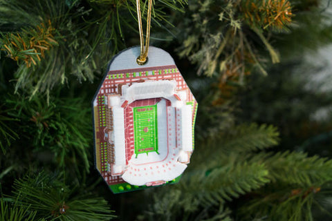 Texas A&M Stadium Ornament 2016