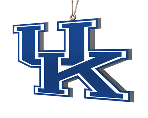 "Kentucky ""UK"" Ornament"