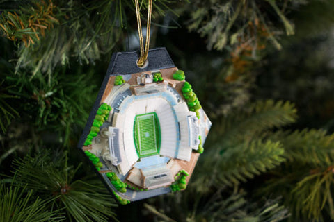 North Carolina Stadium Ornament 2016